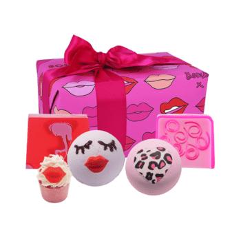 Bomb Cosmetics Lip Sync Gift Pack