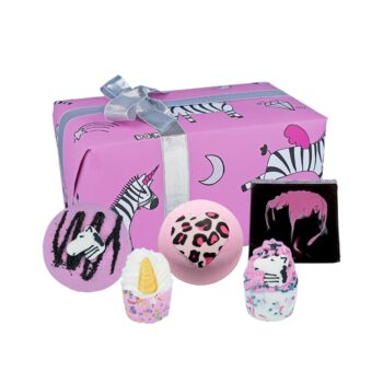 Bomb Cosmetics Zebra Crossing Gift Pack