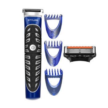 Gillette All Purpose Styler Beard Trimmer, Razor And Edger