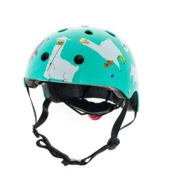 HORNIT Lids Lazy Llama Kids Bike Helmet