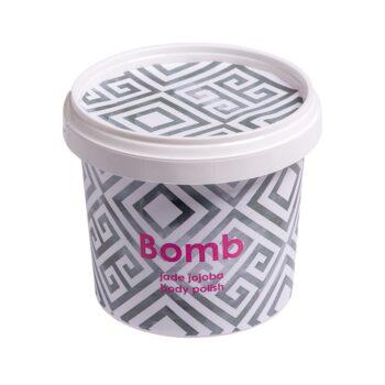 Bomb Cosmetics Jade Jojoba Body Polish 365ml