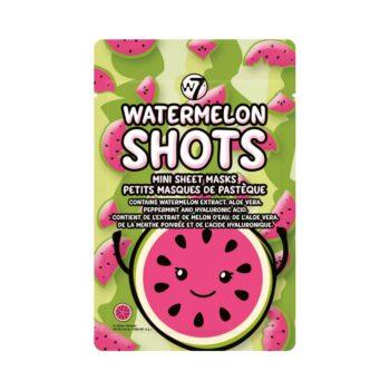 W7 Cosmetics Watermelon Shots Mini Sheet Masks