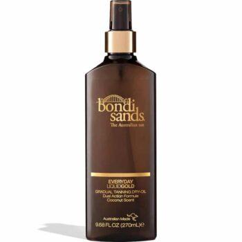 Bondi Sands Everyday Liquid Gold Gradual Self Tanning Oil 270ml