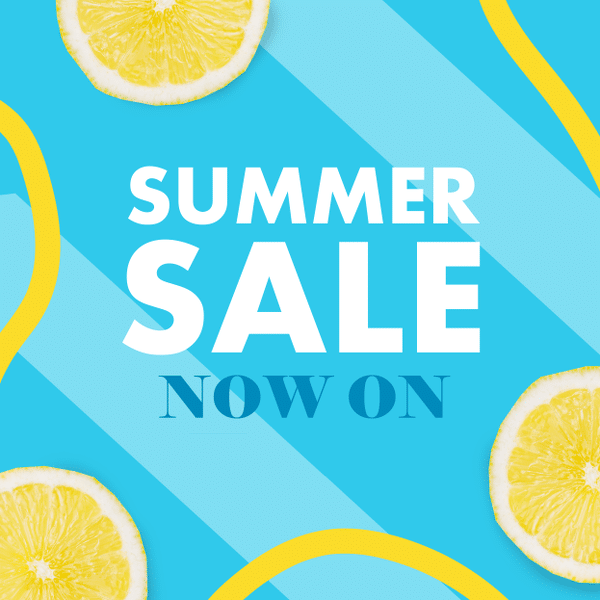 Summer Sale email