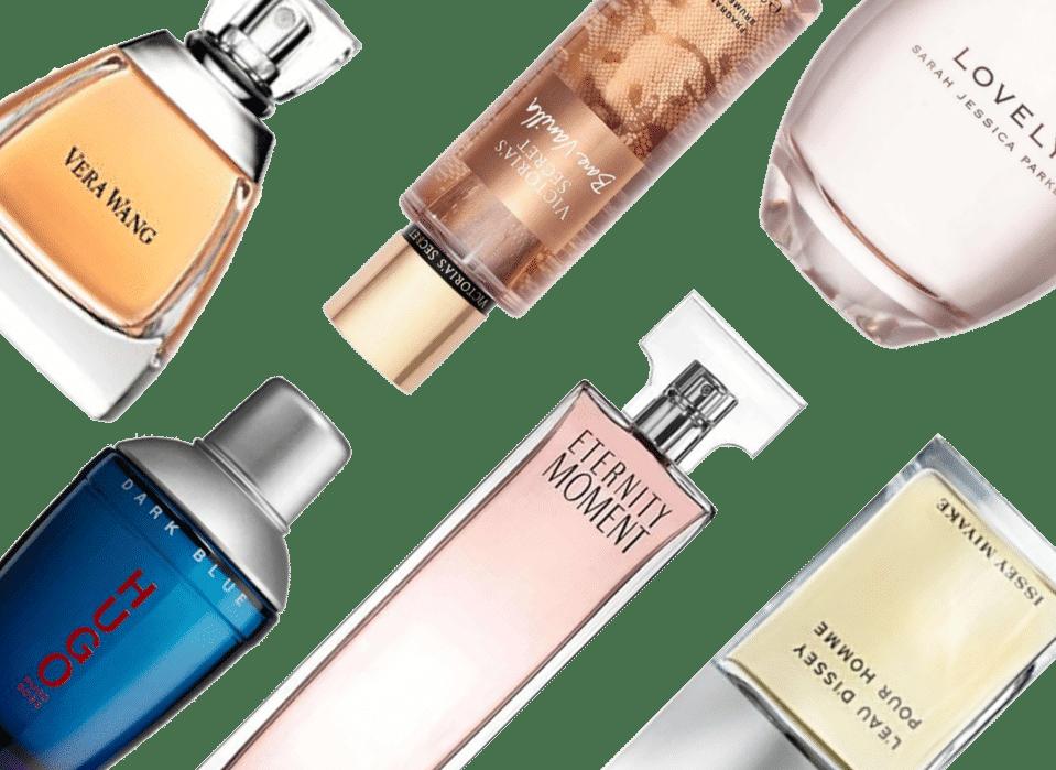 Fragrances under £25